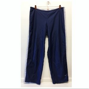 Nike | Blue Athletic Track Pants W/ Pockets EUC